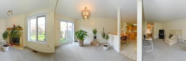 Living Room Panorama