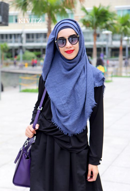 141 Best Indonesian Fashion Images On Pinterest Hijab