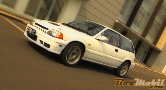 Modifikasi Honda Civic Wonder : Kencang Dengan Tampilan Standar #HondaLovers