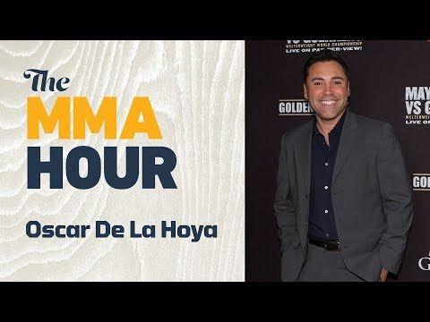Oscar De La Hoya: Conor McGregor Won Rounds Against Floyd Mayweather, Because Mayweather Let Him