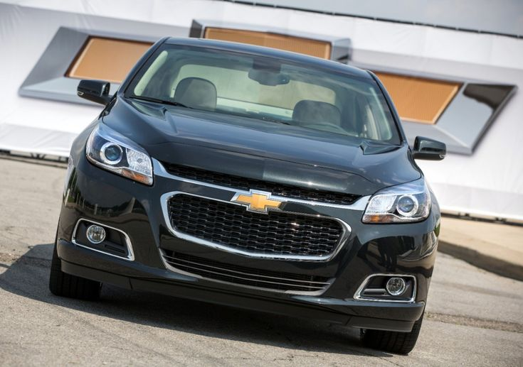 2014 Chevy Malibu Overview - The News Wheel