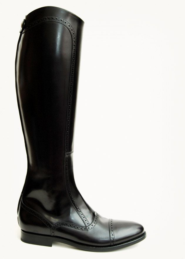 Horse Riding Boots by Alberto Fasciani