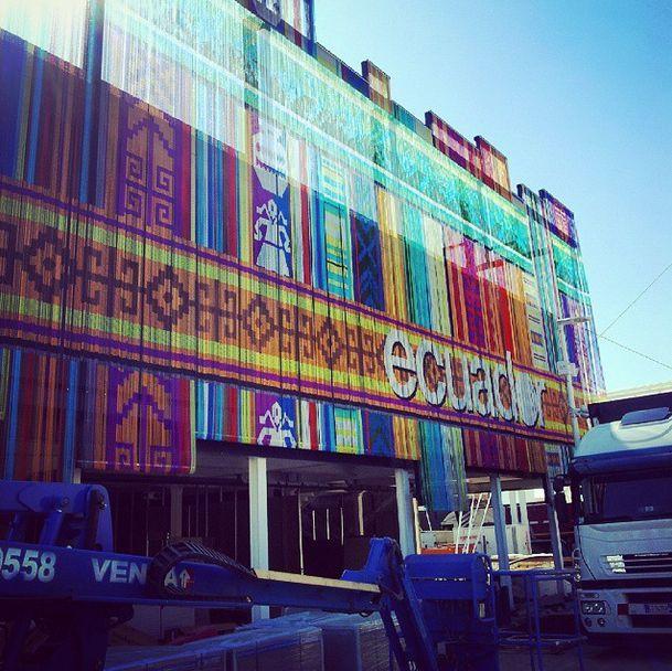 Expo Milano Stand Ecuador : Expo milan milano italia italy ecuadorpavilion