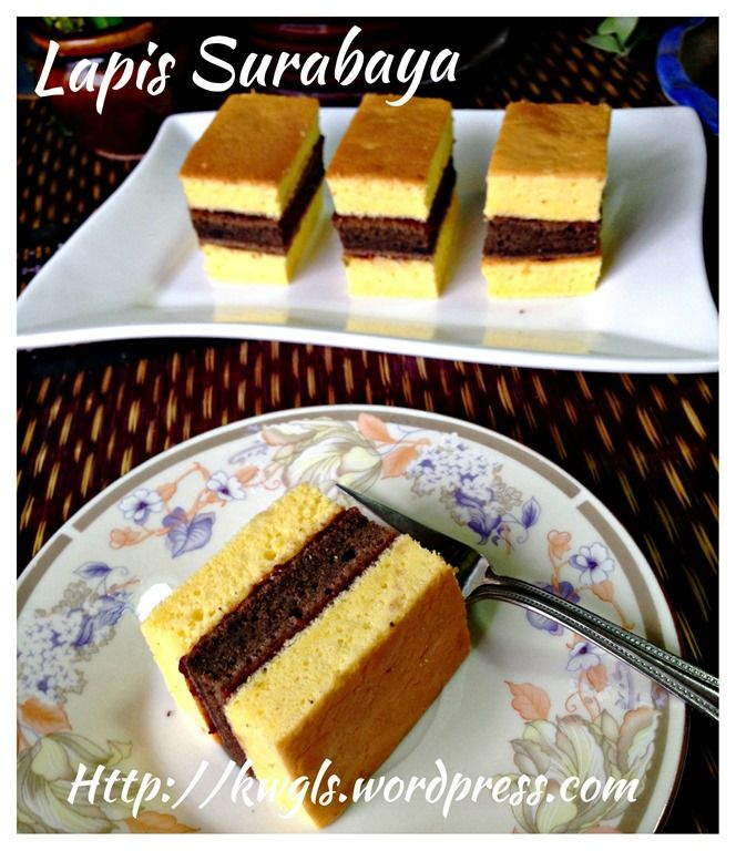 A healthier version of Indonesia Famous Layers cake or Victoria Sponge Cake Equivalent - Lapis Surabaya  #guaishushu  #kenneth_goh  #lapis_surabaya