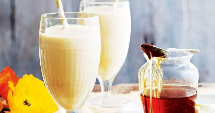 No time for breakfast? Give yourself a healthy start with this delicious drink.