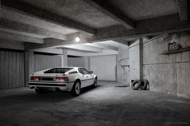 BMW M1 by Amaury AML, via Flickr