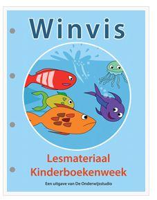 De Onderwijsstudio - Lesmateriaal Kinderboekenweek 2013 Winvis http://onderwijsstudio.nl/kinderboekenweek-2013-bestelformulier/