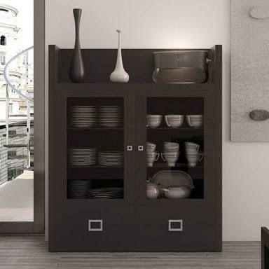 Resultado de imagen para vitrinas modernas para comedor
