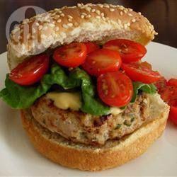 Doskonałe burgery z indyka @ allrecipes.pl