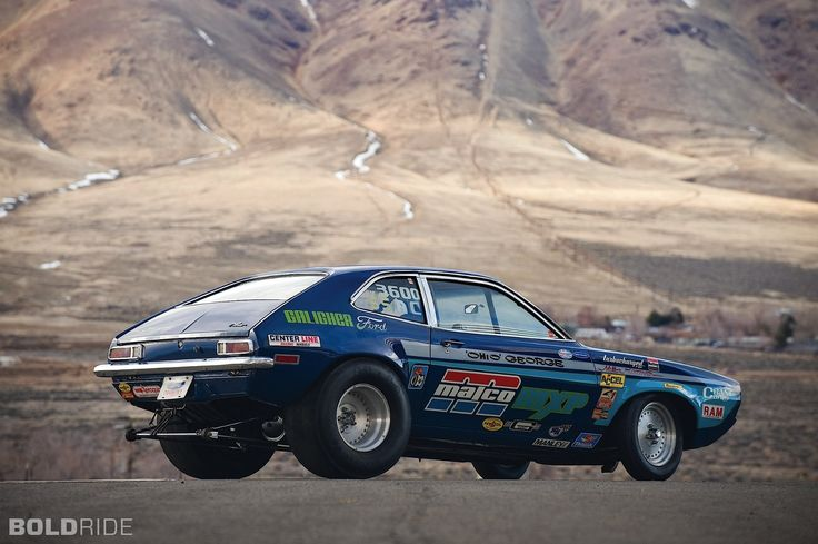 Ford Pinto Dragster