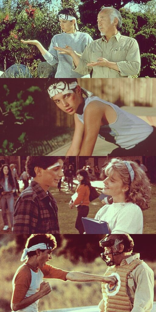 """The Karate Kid"" (1984)"