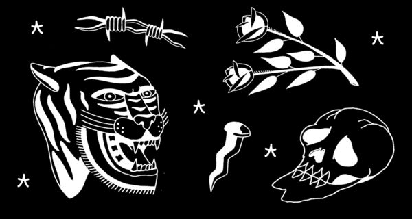 Best 25+ Old school tattoo designs ideas on Pinterest ...
