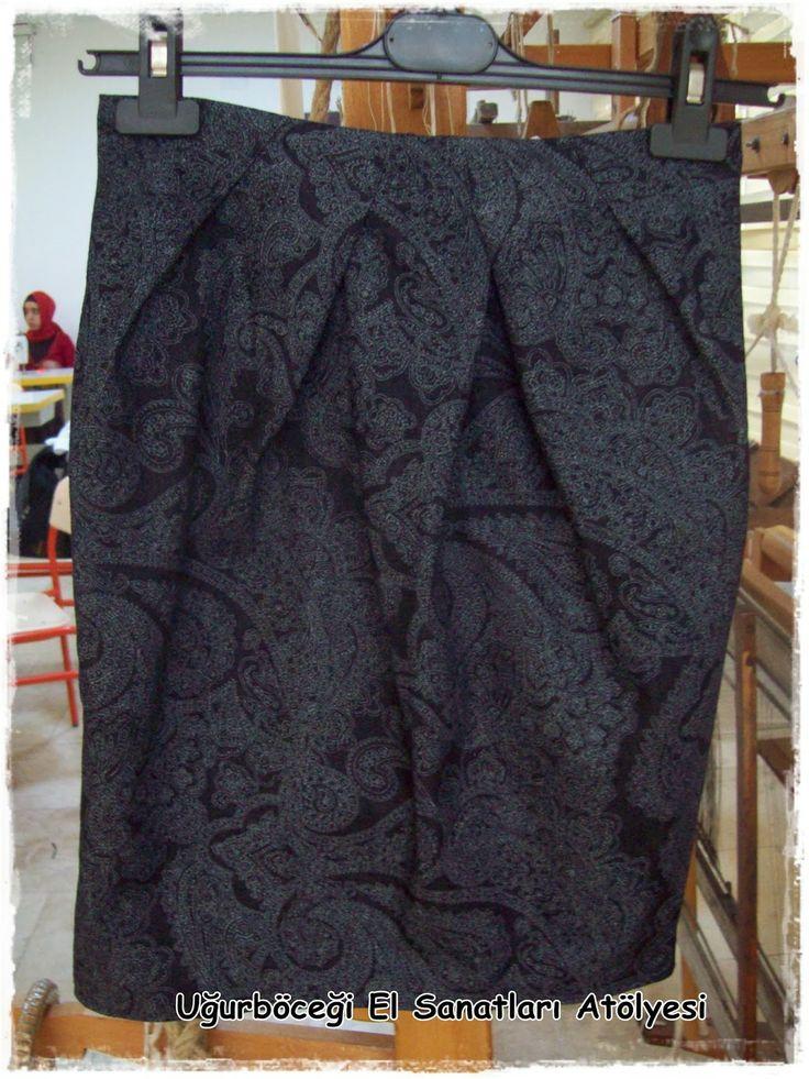 Uğurböceği El Sanatları Atölyesi.: Kot Kıyafetler - 2