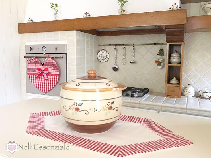 Set cucina Cuore di Natale : Cucina e servizi da tavola di nellessenziale
