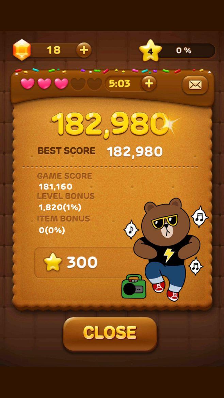 End level - Score - Game UI design