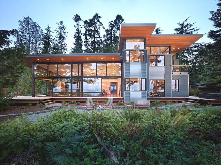 Contemporary design – Port Ludlow Residence, Washington - http://www.adelto.co.uk/contemporary-design-port-ludlow-residence-washington
