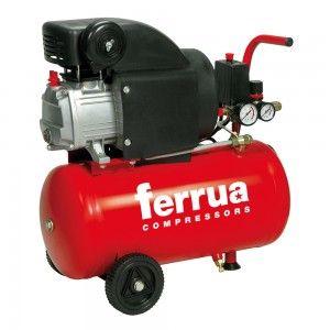 SIP RC2/24 Ferrua UK Oil Lubricated Air Compressor