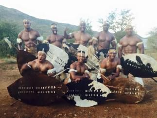 Our African Warriors will keep you safe and add muscle and grace to your next event