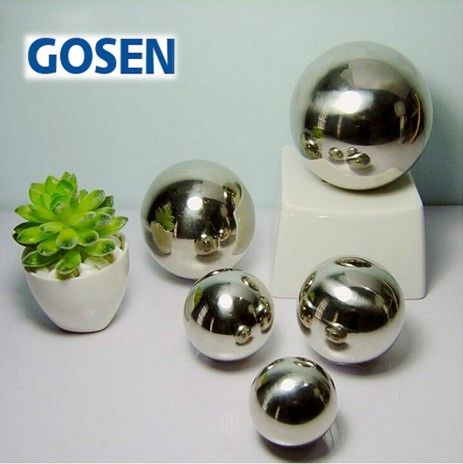 Find More Stainless Steel Balls Information about 1 Set 51MM & 76MM Stainless Steel Hollow Ball Mirror Polished Shiny Sphere For Garden Ornament Free Shipping,High Quality stainless steel balls,China ball stainless steel Suppliers, Cheap set stainless steel from Gosenballs Talk Store on Aliexpress.com