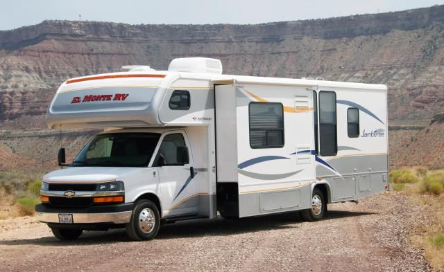Ready to Rent an RV? Consider El Monte