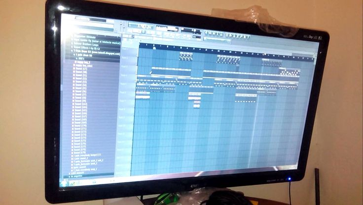 tirando pista de salsa choke en fl studios