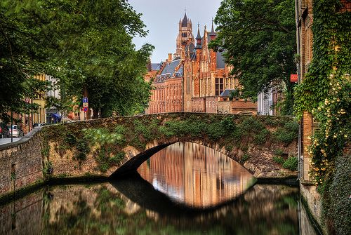 Historic Center, Bruges - Prepare to be awed while exploring this UNESCO World Heritage Site, a gem of architecture and activity set among the canals.
