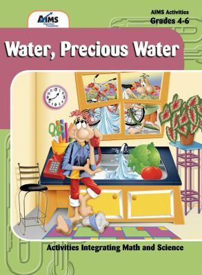 roperties of water -- Measurement -- Water cycle -- Soil and erosion -- Water use and conservation -- Water treatment and quality -- Culminating activities. Gr.4-6