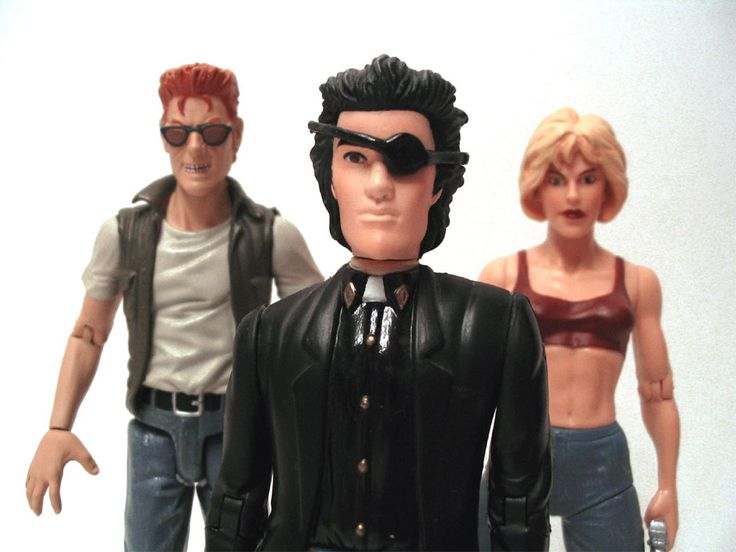 Preacher Comic Book Toys WTF?!! MUST HAVE!!!!