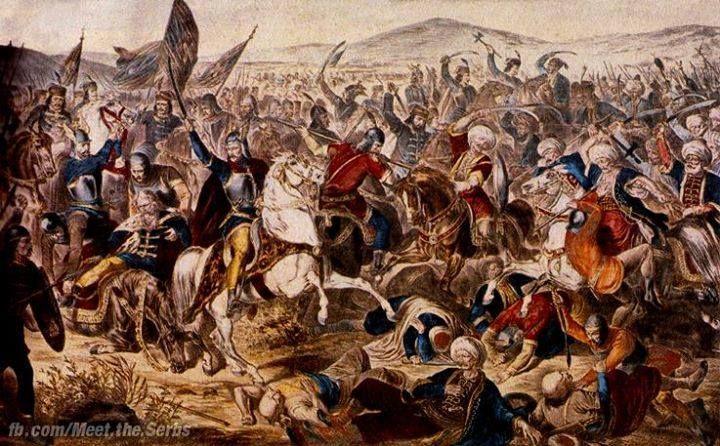 The #legend of #Vidovdan #Kosovo #battle | Легенда о #Видовдан-у #Косово #битка | http://bit.ly/29jQVMJ