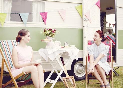 Ella May Vintage Caravan