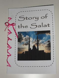 Diary of a Muslim homeschool: Story of the Salat- free printable book!