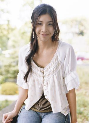 Takeuchi Yuko... everything about her in this photo, I love.