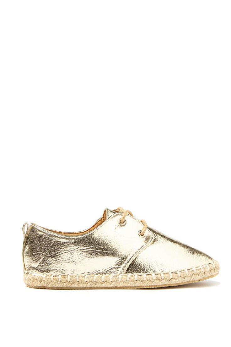 edie boot, GOLD METALLIC