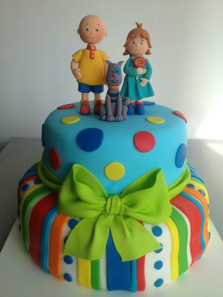 Torta caillou