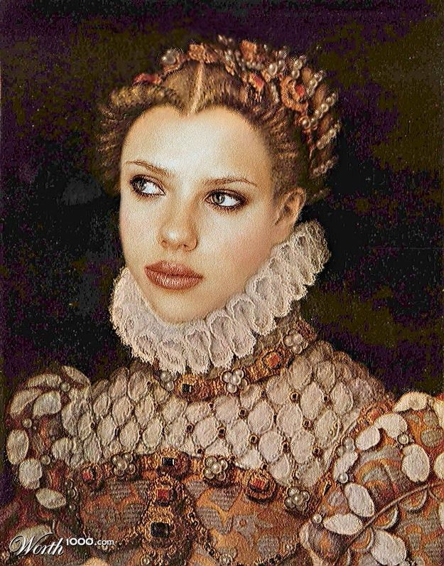 67 best Famous People in Famous Paintings images on ...