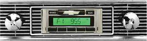 1956 Chevy radio USA-630 AM/FM IPOD XM MP3 Bluetooth