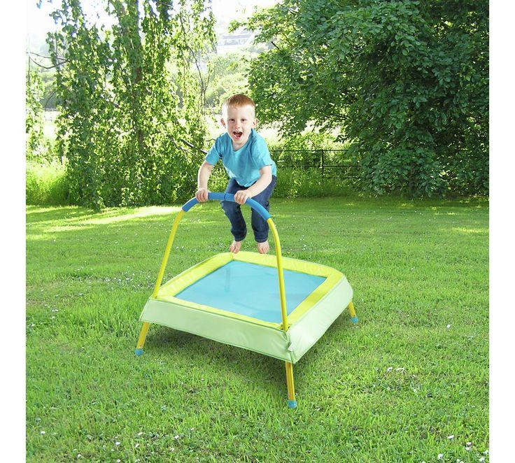 Buy Chad Valley Kid's Junior Indoor Trampoline at Argos.co.uk, visit Argos.co.uk to shop online for Trampolines and enclosures, Trampolines and accessories, Outdoor toys, Toys