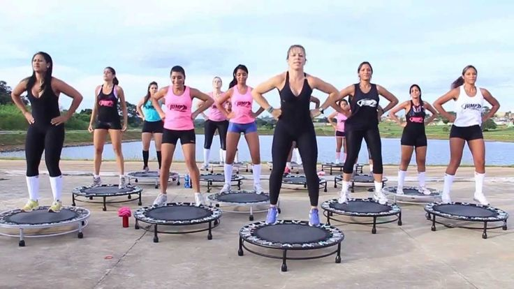 Jump Show Avançado - Professora: Patricia Barroso From Brazil.......Power Jump workout video. I LIKE this. I hope it gets to the USA.  www.facebook.com/myshakeologytexjewels