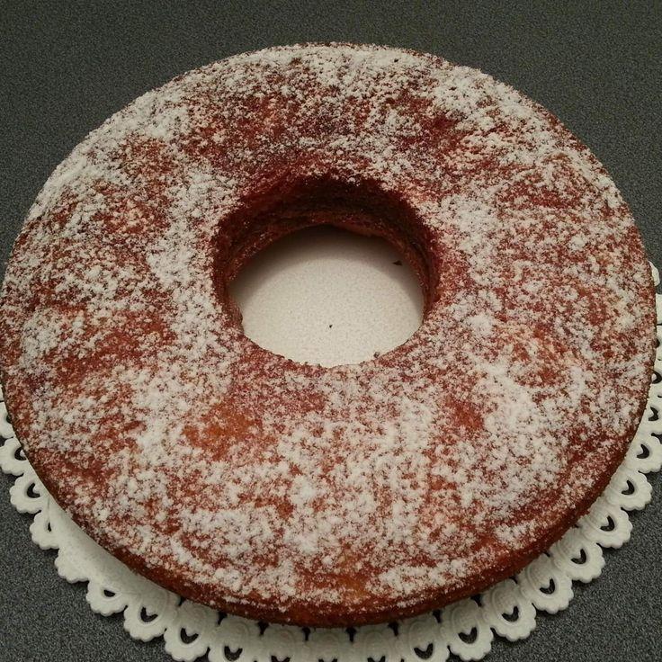 Ciambella yogurtosa soffice e veloce by ASANTORO on www.ricettario-bimby.it