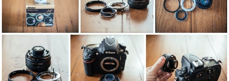 The Poor Man's Tilt-Shift: Freelensing Your Way to a Specialty Lens