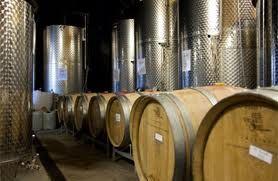 Wijngaard Hof van Twente - Wijnvaten