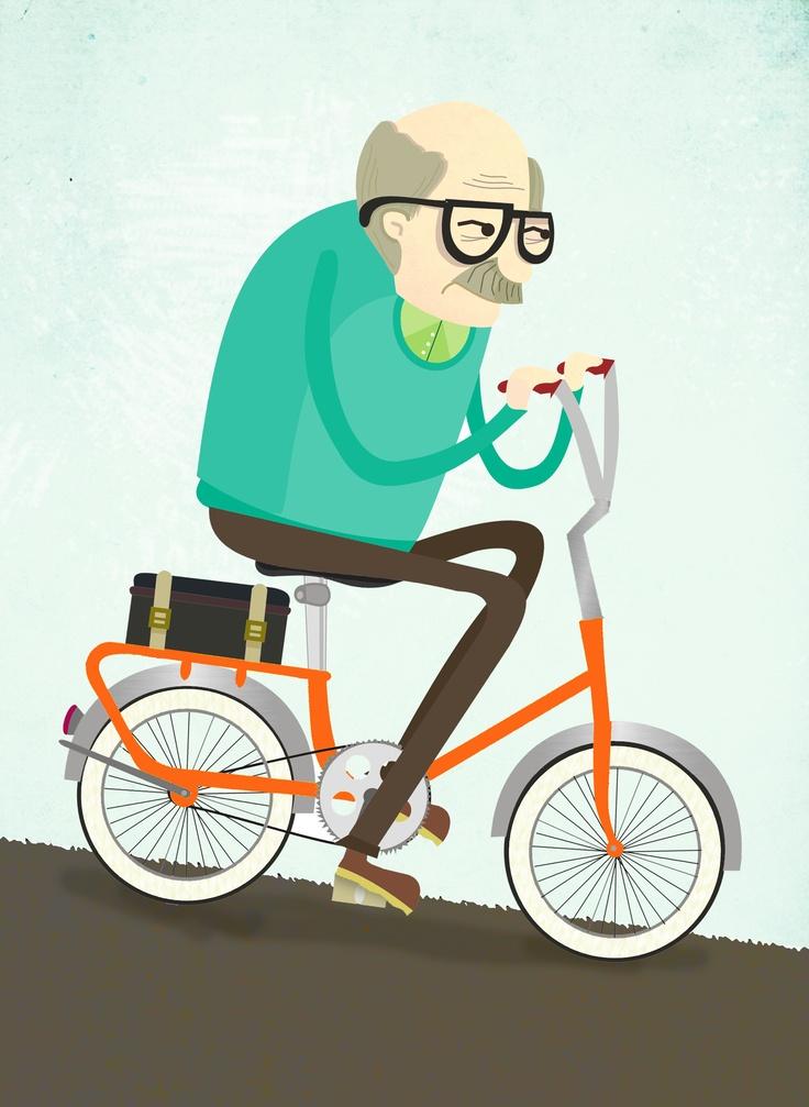 En bici es mejor...por Karla Díaz Turchan