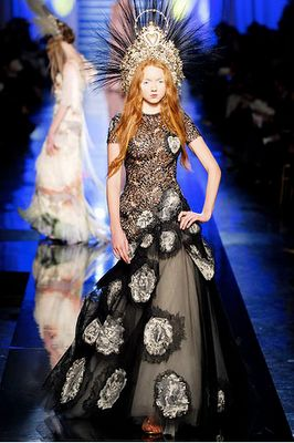 Gaultier makes Fashion a religious experience