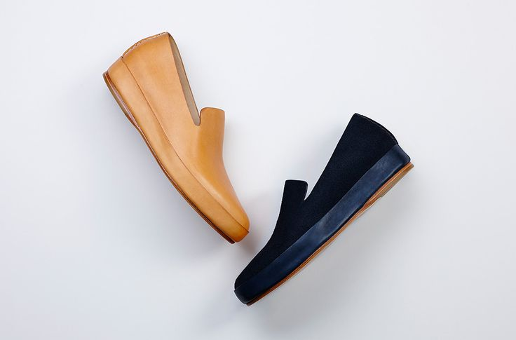 FEIT Shoes - Men's Leather Hand-Sewn Slippers
