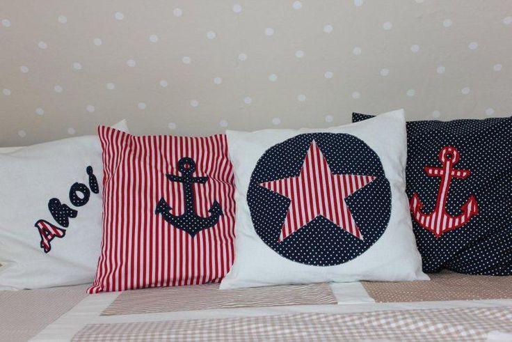 Sofakissen maritim