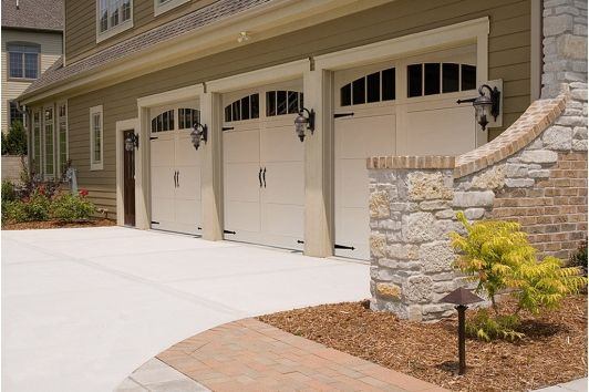 1000 Images About Faux Carriage Garage Door On Pinterest