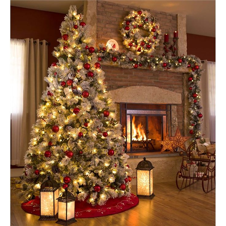 25 Unique Pre Decorated Christmas Trees Ideas On Pinterest