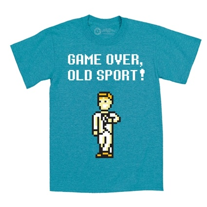 Want This In Purple 28 From Out Of Print Video Game T Shirts Sport T Shirt T Shirt