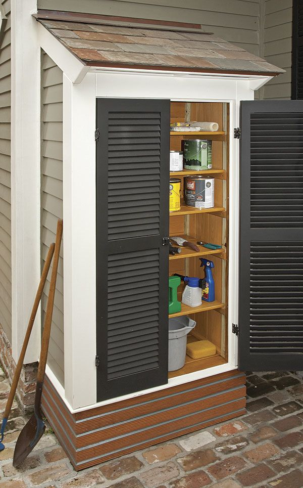 17 best images about organize on pinterest closet for Shed project