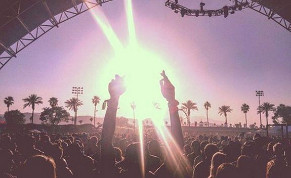 2016 Coachella Müzik Festivali - Ünlüler ve festival stili - Hep Moda Magazin
